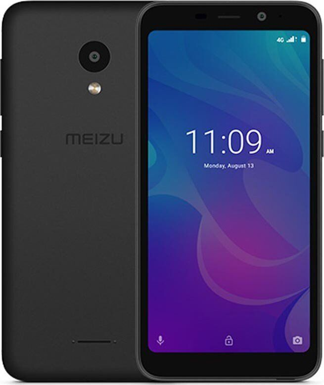 Смартфон Meizu C9 Pro 3/32GB (Black) Global EU
