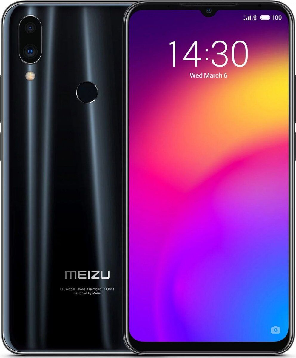 Смартфон Meizu Note 9 4/64Gb (Black) Global EU