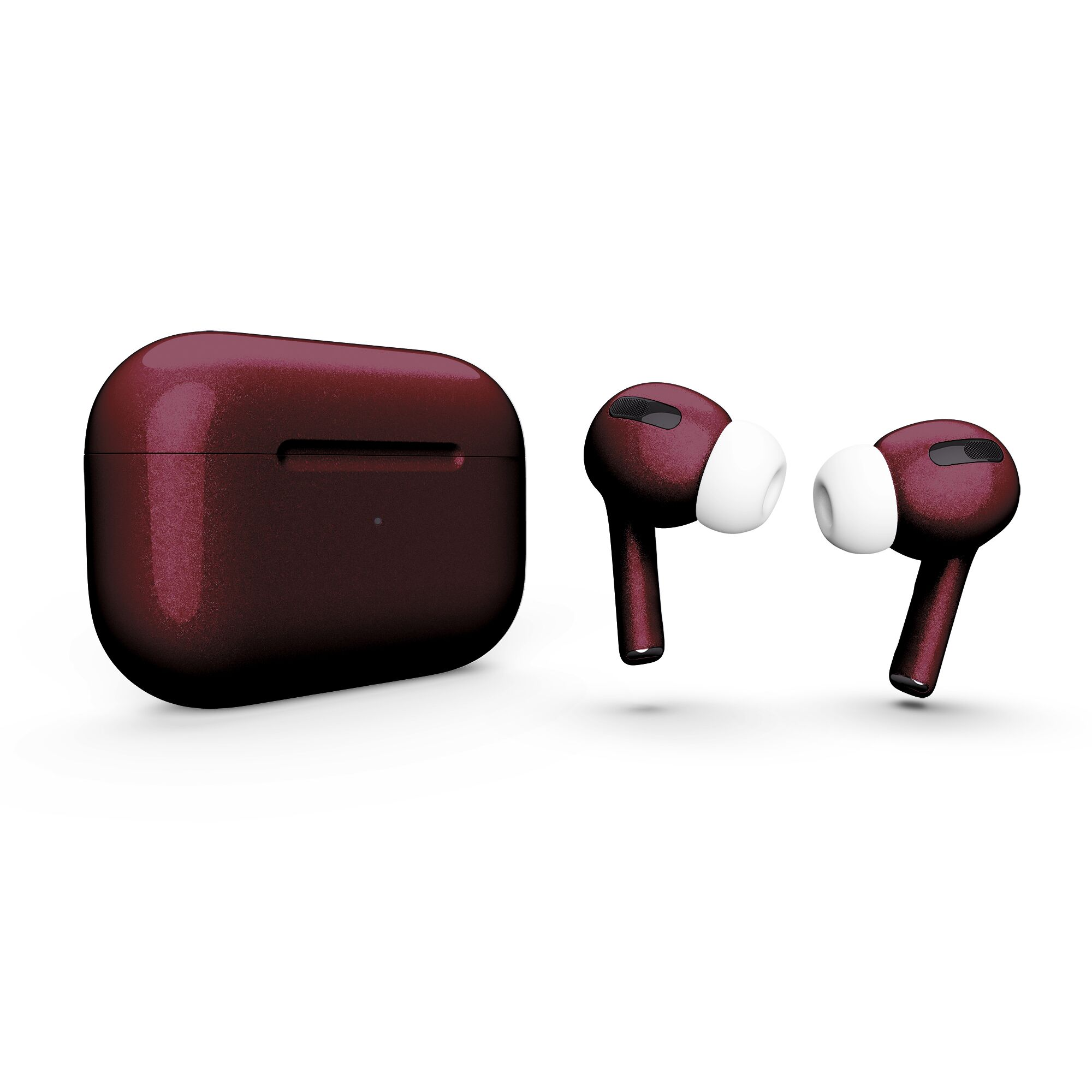 Наушники Apple AirPods Pro Metallic Cherry Gloss (MWP22)