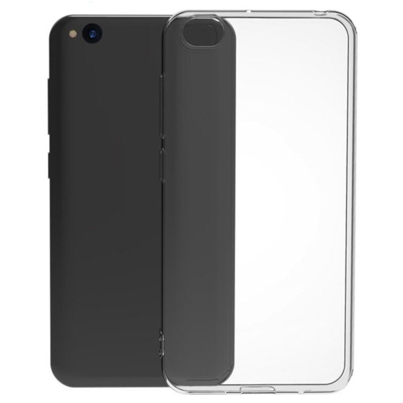 Чехол TPU Strong Silicone Case для Xiaomi Redmi Go (Transparent)