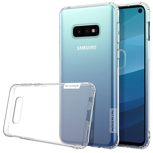 Чехол Nillkin TPU Nature Series для Samsung Galaxy S10e G970 (Transparent)