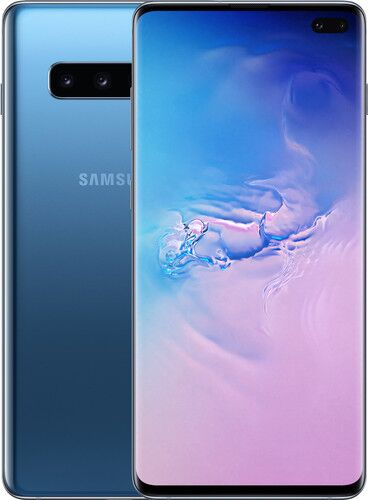 Смартфон Samsung Galaxy S10 Plus SM-G975 DS 128Gb (Prism Blue)