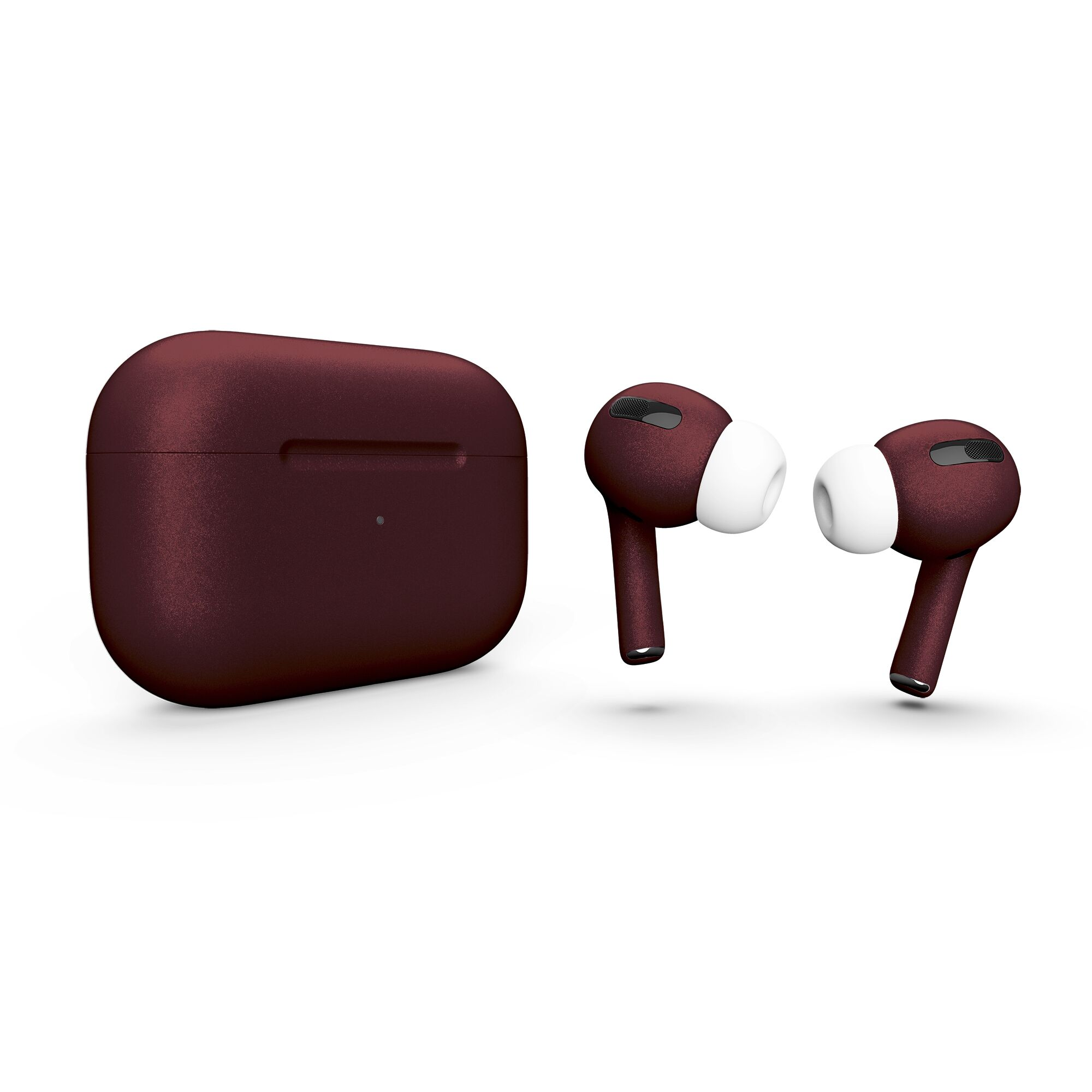 Наушники Apple AirPods Pro Metallic Cherry Matte (MWP22)