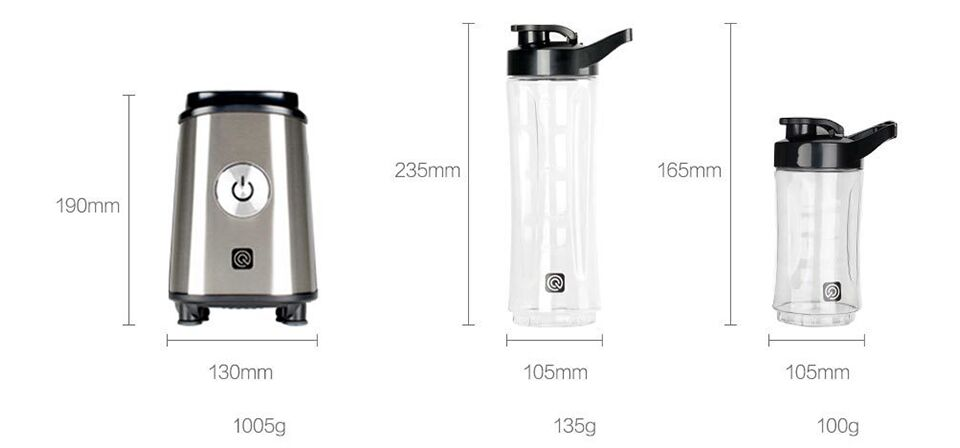 Блендер Circle Kitchen Electric Juice Extractor комлектующие чаши