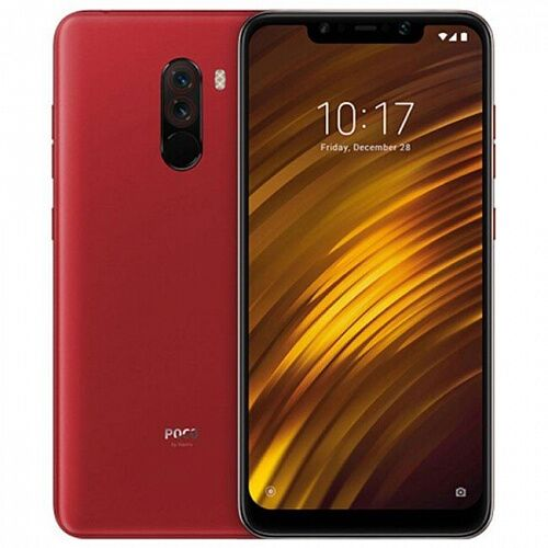 Смартфон Xiaomi Pocophone F1 6/128GB (Red) Global EU