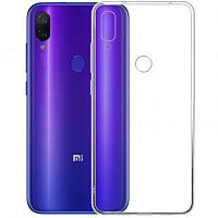 Чехол TPU Strong Silicone Case для Xiaomi Redmi 7 (Transparent)