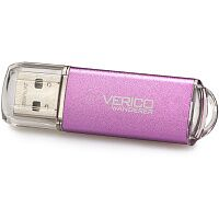 Флешка VERICO 8 GB Wanderer (Purple)