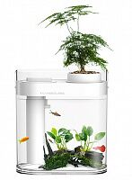 Аквариум Xiaomi Yuanhao Eco Fish Tank Air Humidifier White (HF-JHYGZH001)
