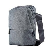 Сумка Xiaomi RunMi 90GOFUN Urban Simple Messenger Bag (Light Grey) DSXK02RM