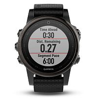 Смарт-часы Garmin fenix 5s (010-01685-11) Black
