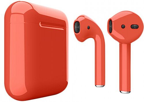 Наушники Apple AirPods Coral Gloss (MV7N2)