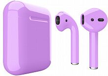 Наушники Apple AirPods Violet Gloss (MRXJ2)