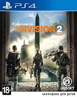 Игра Tom Clancy's The Division 2 для Sony Playstation 4