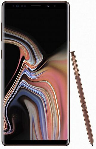 Смартфон Samsung Galaxy Note 9 8/512GB (Metallic Copper)