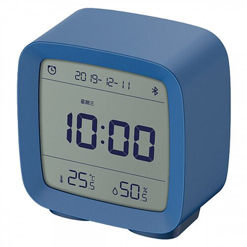 Часы Xiaomi Qingping Bluetooth Alarm Clock (CGD1) Blue
