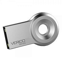 Флешка VERICO 32Gb Ring (Silver)