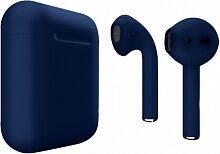 Наушники Apple AirPods Metallik Blue Matte (MRXJ2)