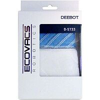 Чистящая салфетка ECOVACS Advanced Wet/Dry Cleaning Cloths для DEEBOT DM81,DM88 (D-S733)