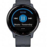 Смарт-часы Garmin Vivoactive 3 Music (010-01985-33) Granite Blue