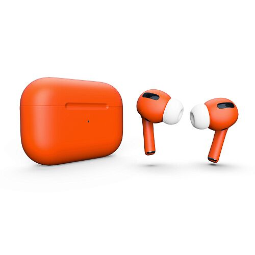 Наушники Apple AirPods Pro Orange Matte (MWP22)