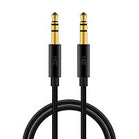 Кабель Xiaomi ZMI AL103 AUX audio braided wire (Black)