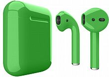 Наушники Apple AirPods Green Gloss (MRXJ2)