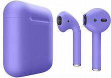 Наушники Apple AirPods Dark Violet Matte (MRXJ2)