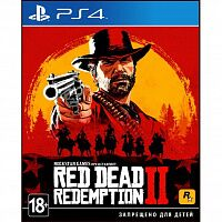 Игра Red Dead Redemption 2 для Sony Playstation 4
