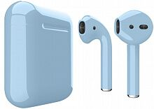 Наушники Apple AirPods Sky Blue Gloss (MRXJ2)