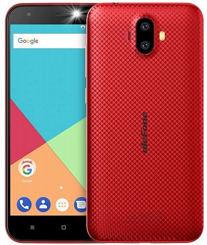 Смартфон Ulefone S7 2/16GB (Red) UA-UCRF