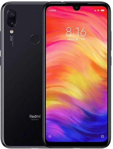 Смартфон Xiaomi Redmi Note 7 4/64GB (Black)