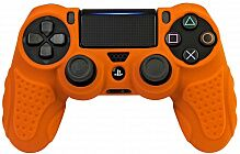 Чехол на геймпад Sony PlayStation Dualshock 4 (Orange)