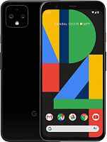 Смартфон Google Pixel 4 128GB (Just Black)
