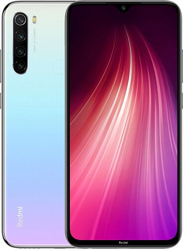 Смартфон Xiaomi Redmi Note 8 4/64Gb (White)