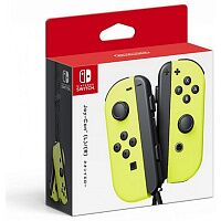 Геймпад Nintendo Joy Con Yellow Left/Right