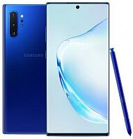 Смартфон Samsung Galaxy Note 10 Plus SM-N975F 12/256GB (Aura Blue)