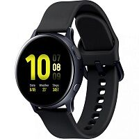 Смарт-часы Samsung Galaxy Watch Active 2 40mm Black Aluminium (SM-R830NZKASEK)