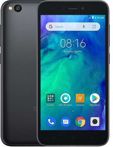 Смартфон Xiaomi Redmi Go 1/8GB (Black) Global EU