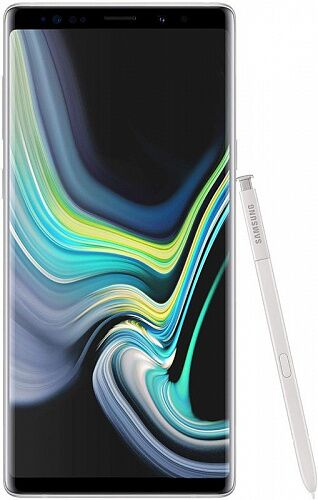 Смартфон Samsung Galaxy Note 9 6/128GB (Alpine White)