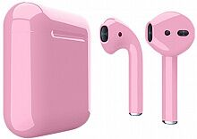 Наушники Apple AirPods Pink Gloss (MRXJ2)