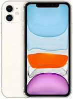 Apple iPhone 11 128GB White (MWLF2)