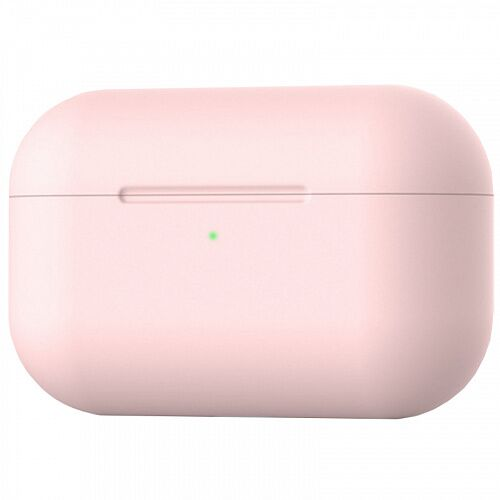 Чехол Ultrathin Silicone Case для AirPods Pro (Baby Pink)