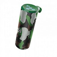 Акустика Hoco Portable Speaker BS33 (Camouflage Green)