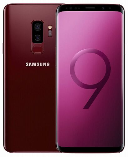 Смартфон Samsung Galaxy S9+ SM-G965 DS 64GB Red (SM-G965FZRD)