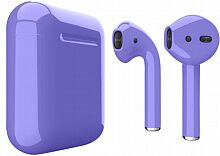 Наушники Apple AirPods Dark Violet Gloss (MRXJ2)
