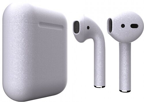 Наушники Apple AirPods Metallic Silver Matte (MV7N2)