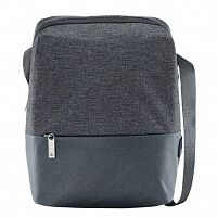 Сумка Xiaomi RunMi 90GOFUN Urban Simple Messenger Bag (Dark Grey) DSXK01RM