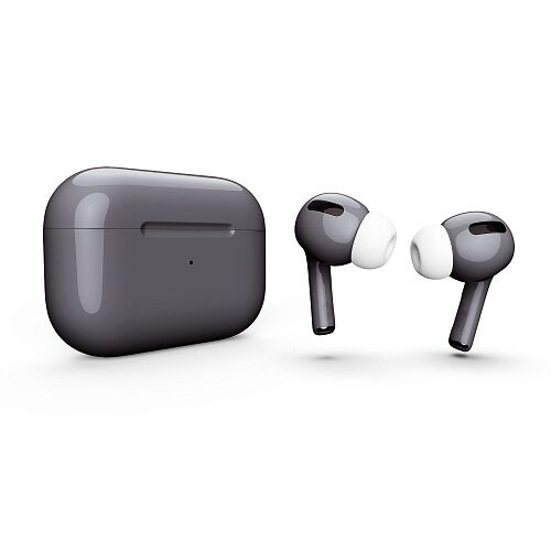 Наушники Apple AirPods Pro Grey Gloss (MWP22)