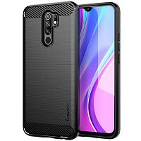 Чехол iPaky TPU Slim Series Case для Xiaomi Redmi 9 (Black)