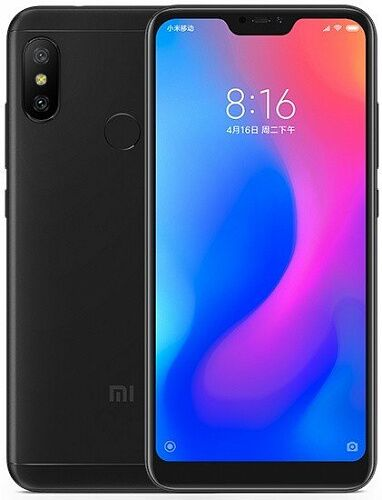 Смартфон Xiaomi Mi A2 Lite 4/32GB (Black) Global EU